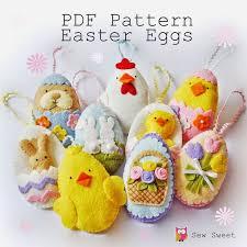 felt easter eggs 326 best felt easter chicken and eggs images on felt