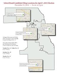 Cook County Map Info For Board Candidates