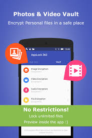 vault apk app lock photo audio document file vault 2 2 7 apk