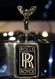 roll roll royce you must definitely arrive at the premier of your movie in a rolls
