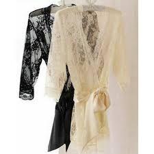 Robe De Chambre En Soie Femme by Dentelle Soie Robe De Bain Longue Nuisette Kimono Peignoir