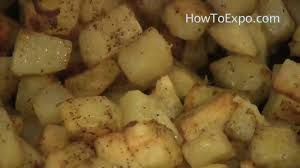 home style fried potatoes home fries youtube