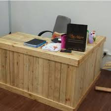 Diy Pallet Wood Distressed Table Computer Desk 101 Pallets by Pallet Office Desk Jpg 960 960 Design Pinterest Pallets