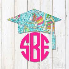 monogram graduation cap the monogram shoppe page 26 sew southern designs