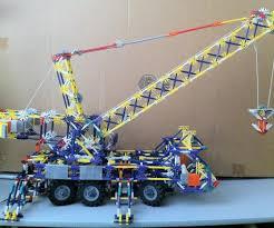 k u0027nex mobile crane truck v 4