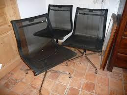 siege eames vitra aluminium chair ea 105 siège par charles eames 1958
