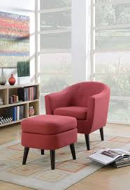 Red Club Chair Club Chair And Ottoman Twin Peaks Gift Guide Popsugar