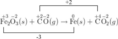 balancing redox reactions oxidation number change method ck 12
