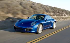 blue porsche 911 2012 porsche 911 carrera s first drive u2013 review u2013 car and driver
