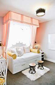 Ikea Day Bed Design Dump Orc Finale A Teen Bedroom In Peach Mustard