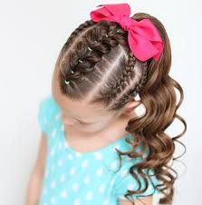 cute hairstyles pull through braid 131 best kids hair images on pinterest girls hairdos hairstyle