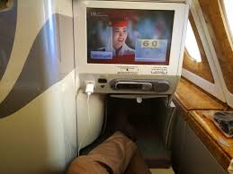 siege emirates business class emirates air pas encore au niveau