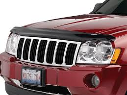 2007 jeep grand grille 2007 jeep grand bug deflector and guard for truck suv