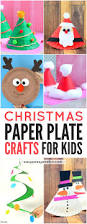 paper plate christmas crafts easy peasy and fun