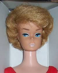 how to cut a bubble cut hair style vintage barbie doll