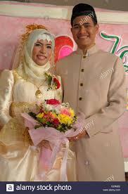 muslim and groom and groom islamic wedding muslim community bangkok