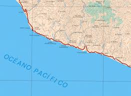 Manzanillo Mexico Map by Michoacan Mexico Map 13 Map Of Michoacan Mexico 13 Mapa De