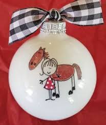 image result for personalized ornaments balls ornaments