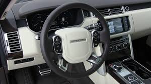 customized range rover interior 2014 range rover lwb fit for the queen review the fast lane car