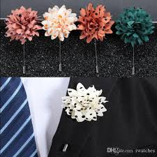corsage and boutonniere prices best quality men stripes corsage boutonniere brooch pin for men s