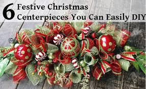 christmas centerpieces 6 beautifully festive christmas centerpieces you can easily diy