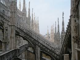 milan cathedral floor plan milan cathedral milano italy architecture revived