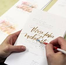 gold foil wedding invitations a peek into the studio gold foil and blind letterpress