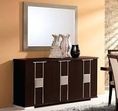modern buffet table design five apartments by design built in