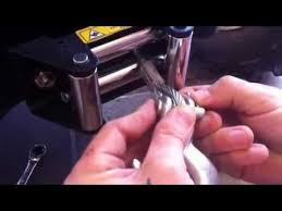 how to install a winch youtube