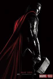 thor poster revealed angry web