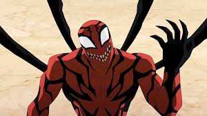 carnage original ultimate spider man animated series wiki