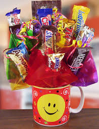 gift mugs with candy candy bouquet lookup beforebuying