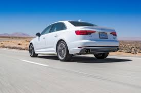 New Car Comparison Spreadsheet Audi A4 2017 Motor Trend Car Of The Year Finalist Motor Trend