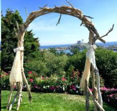 wedding arbor kits driftwood wedding arch rentals jacksonville fl where to rent