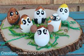 easter eggs for decorating how to decorate wars easter eggs creative green living
