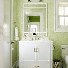 White And Green Bathroom - bathrooms white and green bathroom