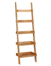 Short Ladder Bookcase by Step Ladder Shelving Unit M U0026s
