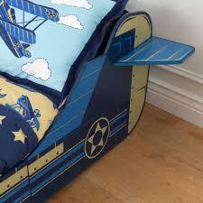 Airplane Toddler Bedding Airplane Toddler Bed
