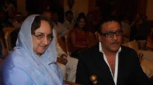 biography for mother jackie shroff wants to make documentary on mother the indian express