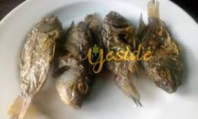 food alert fried tilapia and crabs yeside