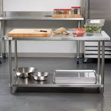 Wheeled Kitchen Island Uncategories Industrial Kitchen Cart Rolling Kitchen Island