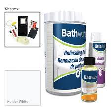 bathtub refinishing kits by bathworks premium tub tile and