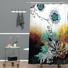 Unique Shower Curtains Unique Shower Curtains Unique Shower Curtains Floral Patterns Cool