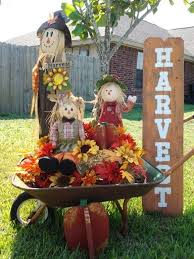best 25 fall yard decor ideas on pinterest outdoor fall
