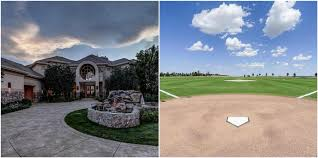 7 homes with baseball diamonds for sale right now u2013 estately blog
