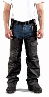 Cowhide Pants Mens Leather Chaps And Pants Leather Jackets Coats Vest