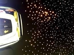 rolls royce inside lights 2016 rolls royce wraith fiber optic starlight headliner youtube