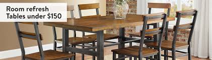 wood dining room sets kitchen dining furniture walmart com