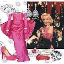 Marilyn Monroe Halloween Costume Ideas Marilyn Monroe Publicity Photo Gentlemen Prefer Blondes