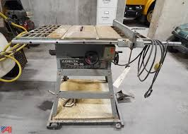 delta table saw for sale auctions international auction peace bridge authority surplus